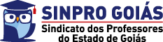 Logo SINPRO Goiás