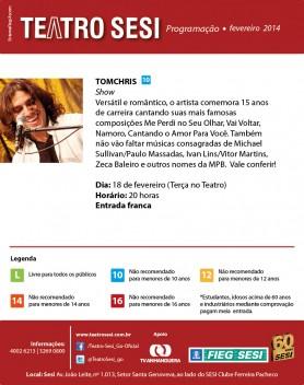 teatro sesi dia 18.02.2014