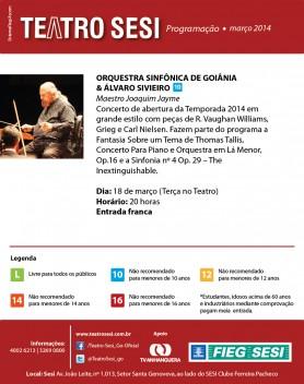 teatro sesi dia 18.03.2014