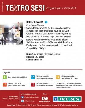 teatro sesi dia 25.03.2014