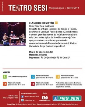 teatro sesi dia 08.08.2014