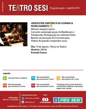 teatro sesi dia 19.08.2014