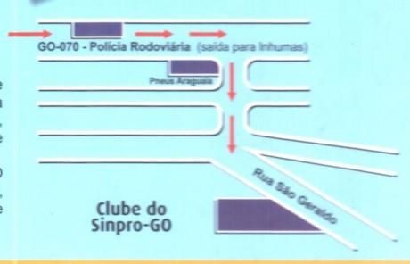 MAPA-CLUBE