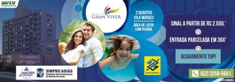 Banner - SINPRO - Gran Viver - VITÓRIA