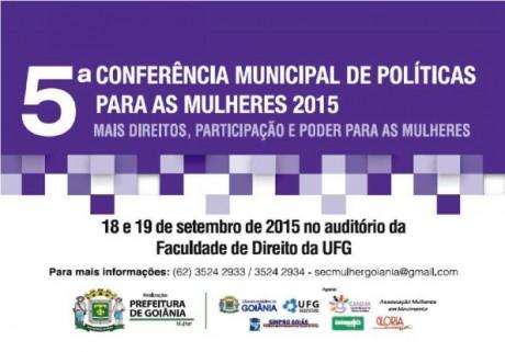 Conferência da mulher