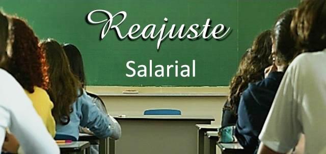 Resultado de imagem para reajuste para professores