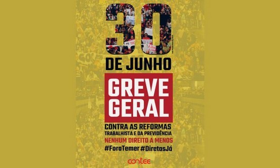 SINPRO GOIÁS - GREVE GERAL 00001
