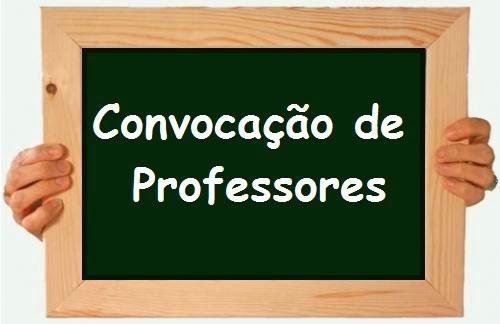 convocac3a7c3a3o-de-professores