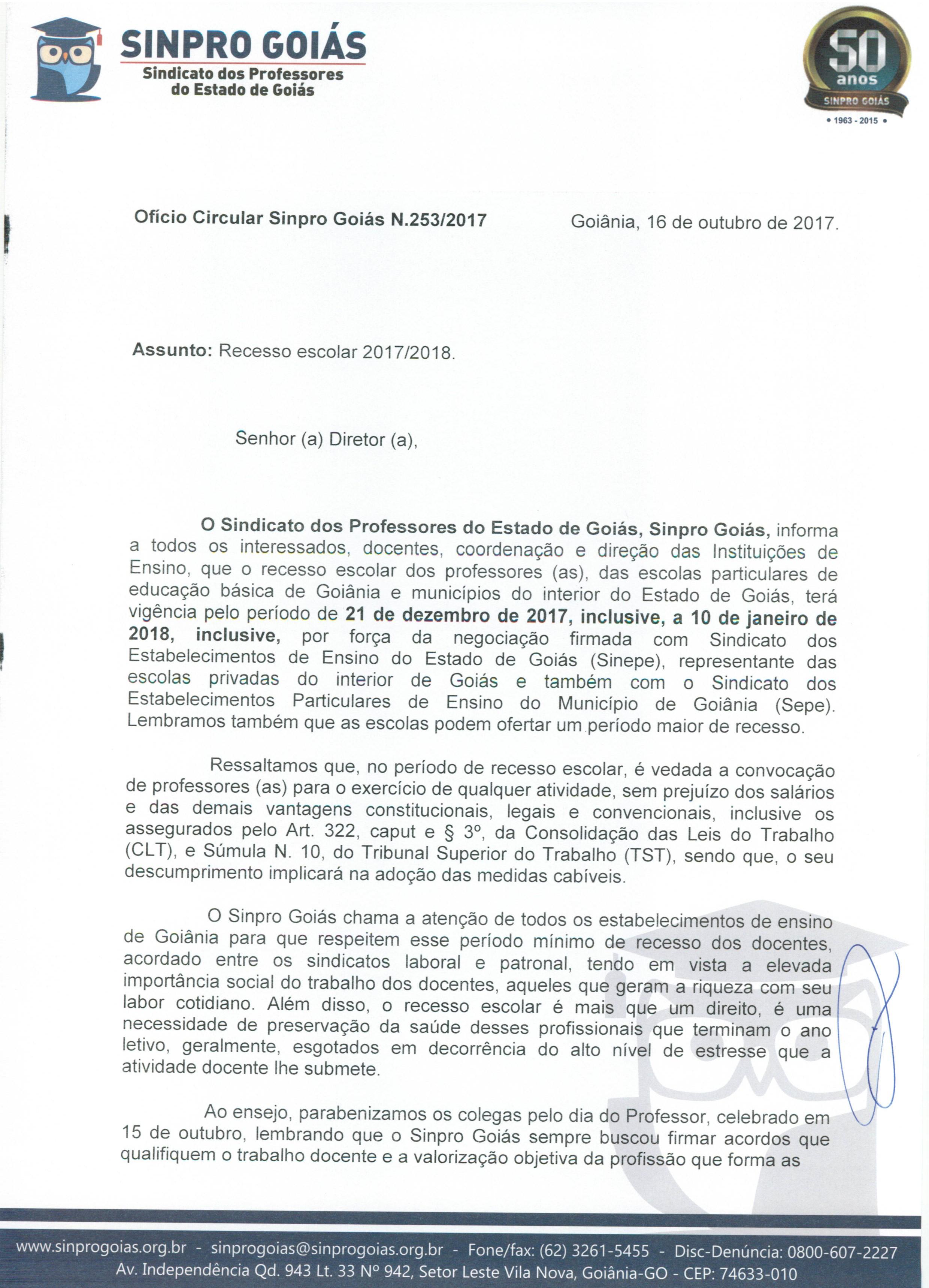 Oficio Recesso 2017-2018 (1)