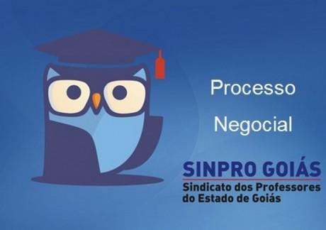SINPROGOIAS - PROCESSO NEGOCIAL 0001