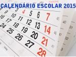 Conselho Estadual de Educação divulga o calendário escolar da educação básica 2015